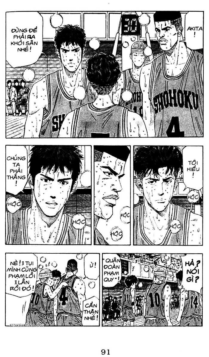 Slam Dunk chap 177 trang 6