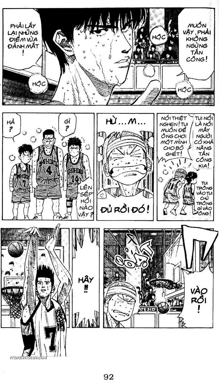 Slam Dunk chap 177 trang 7