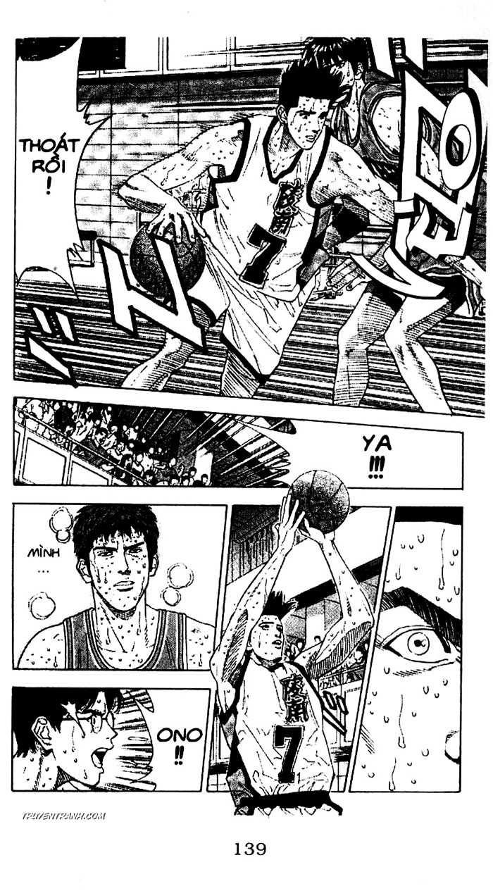 Slam Dunk chap 179 trang 13