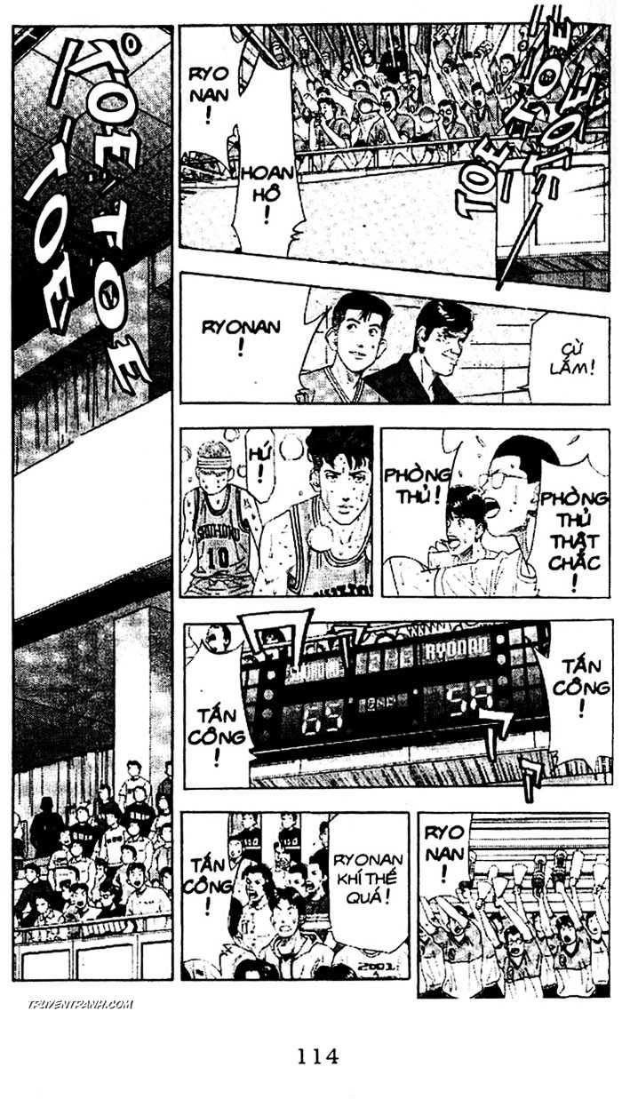 Slam Dunk chap 178 trang 8