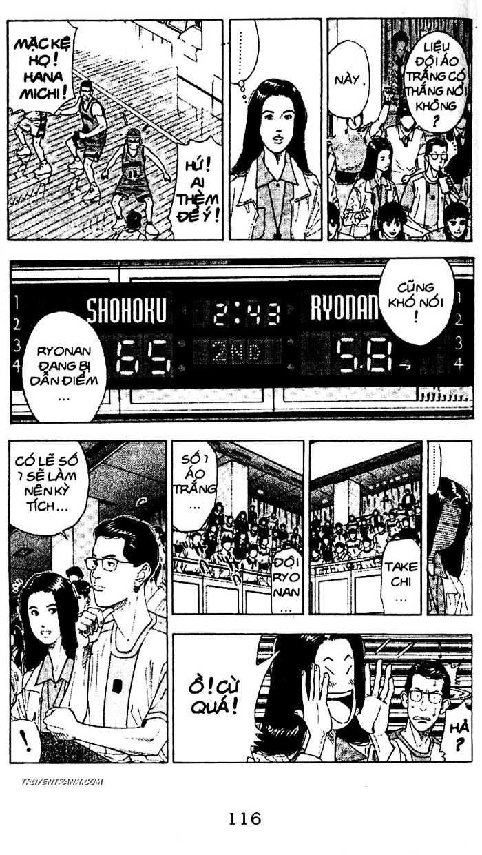 Slam Dunk chap 178 trang 10