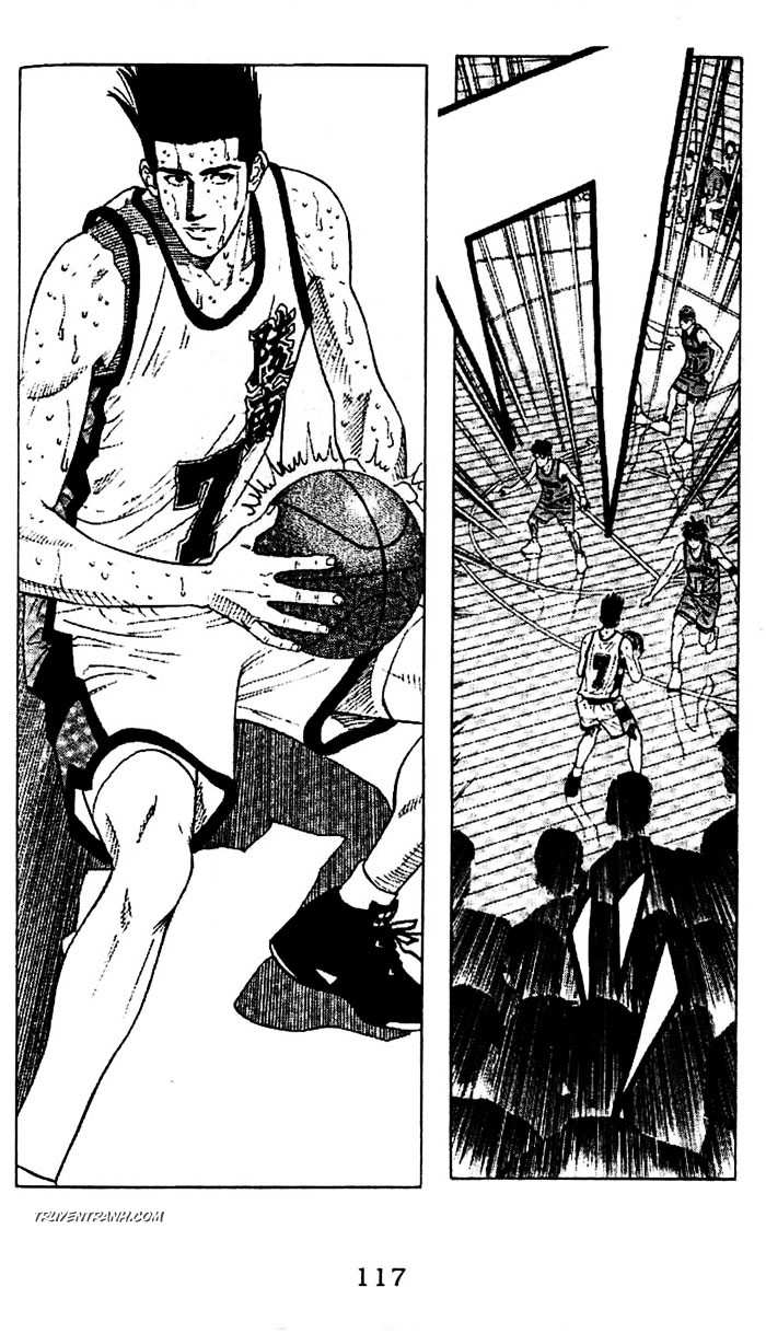 Slam Dunk chap 178 trang 11
