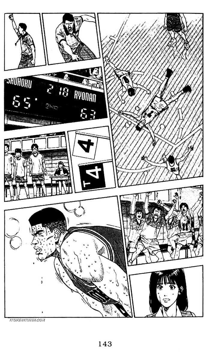 Slam Dunk chap 179 trang 17