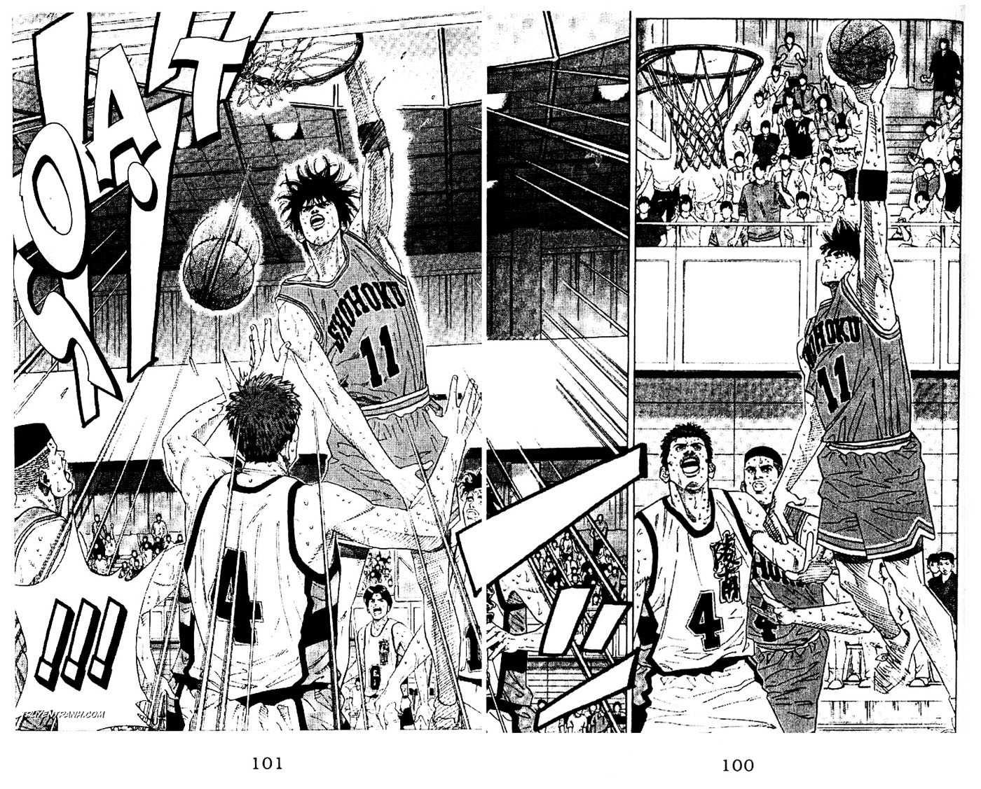 Slam Dunk chap 177 trang 15