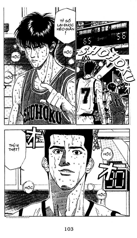 Slam Dunk chap 177 trang 17