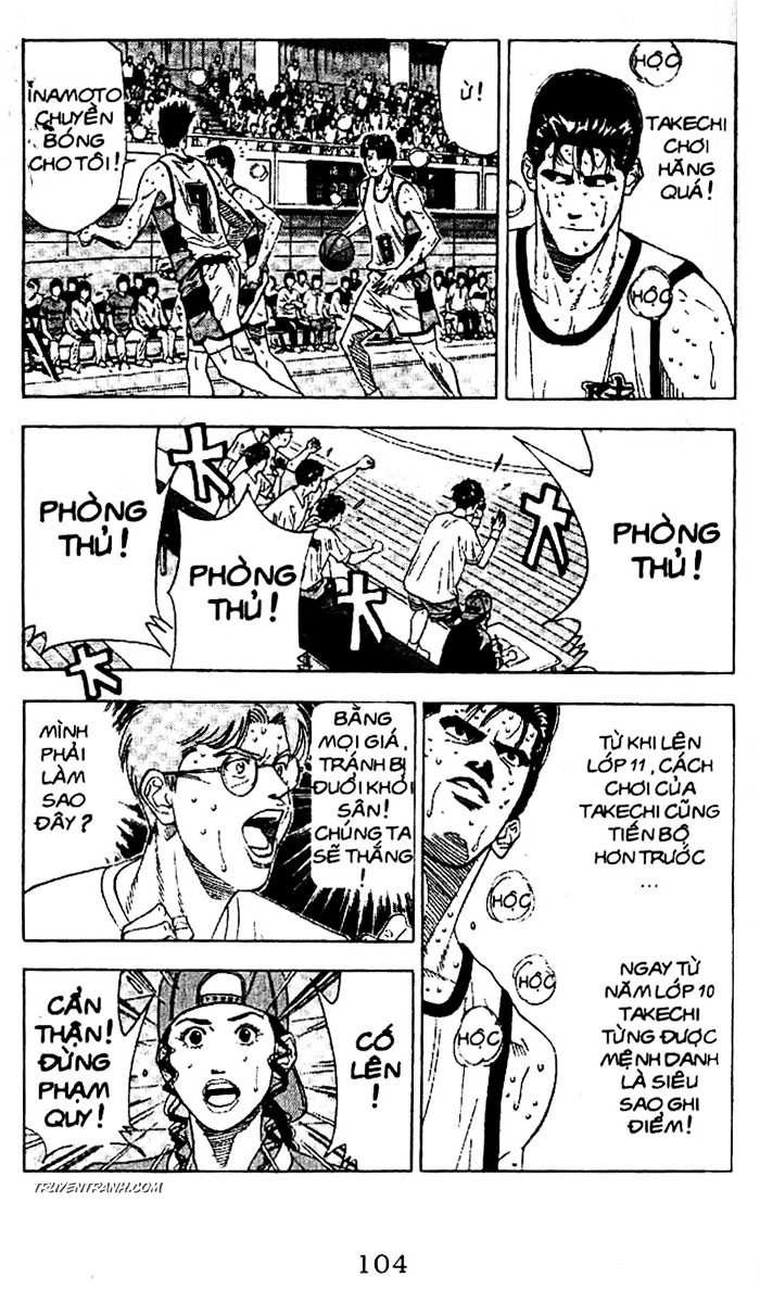 Slam Dunk chap 177 trang 18