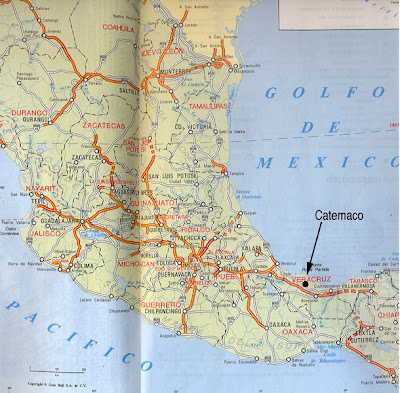 Richard and Marianne on the road: Off to Catemaco, Veracruz ... on state of jalisco mexico map, morelos state mexico map, state of chihuahua mexico map, state of denver colorado map, venice illinois map, xalapa-veracruz map, state of guerrero mexico map, state of sinaloa mexico map, state of guanajuato mexico map, state of queretaro mexico map, state of puebla mexico map, state of sonora mexico map, state of yucatan mexico map, state of hidalgo mexico map, puebla mx map, state of chiapas mexico map, state of vera cruz, panuco river map, state of durango mexico map, usgs earthquake map,