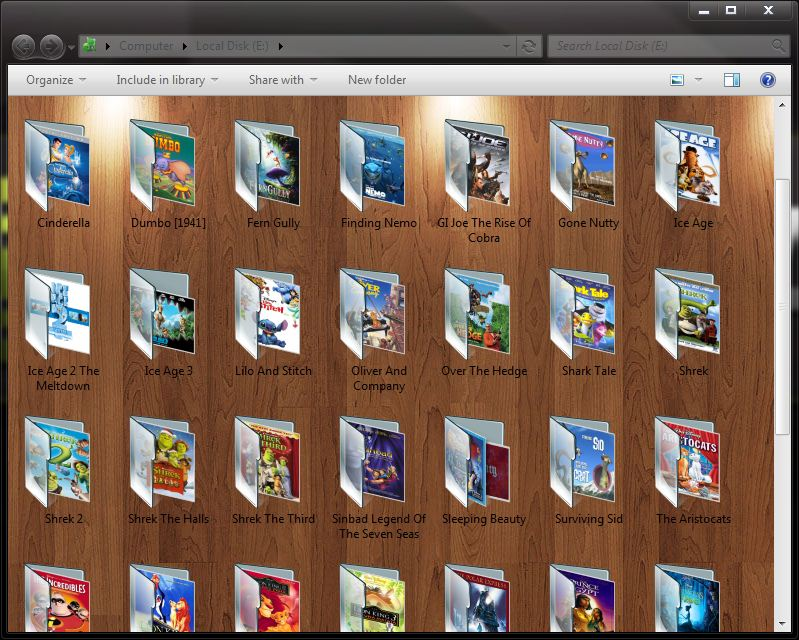 Folder Background Changer for XP and 7 ~ DYTOSHARE™ : Free