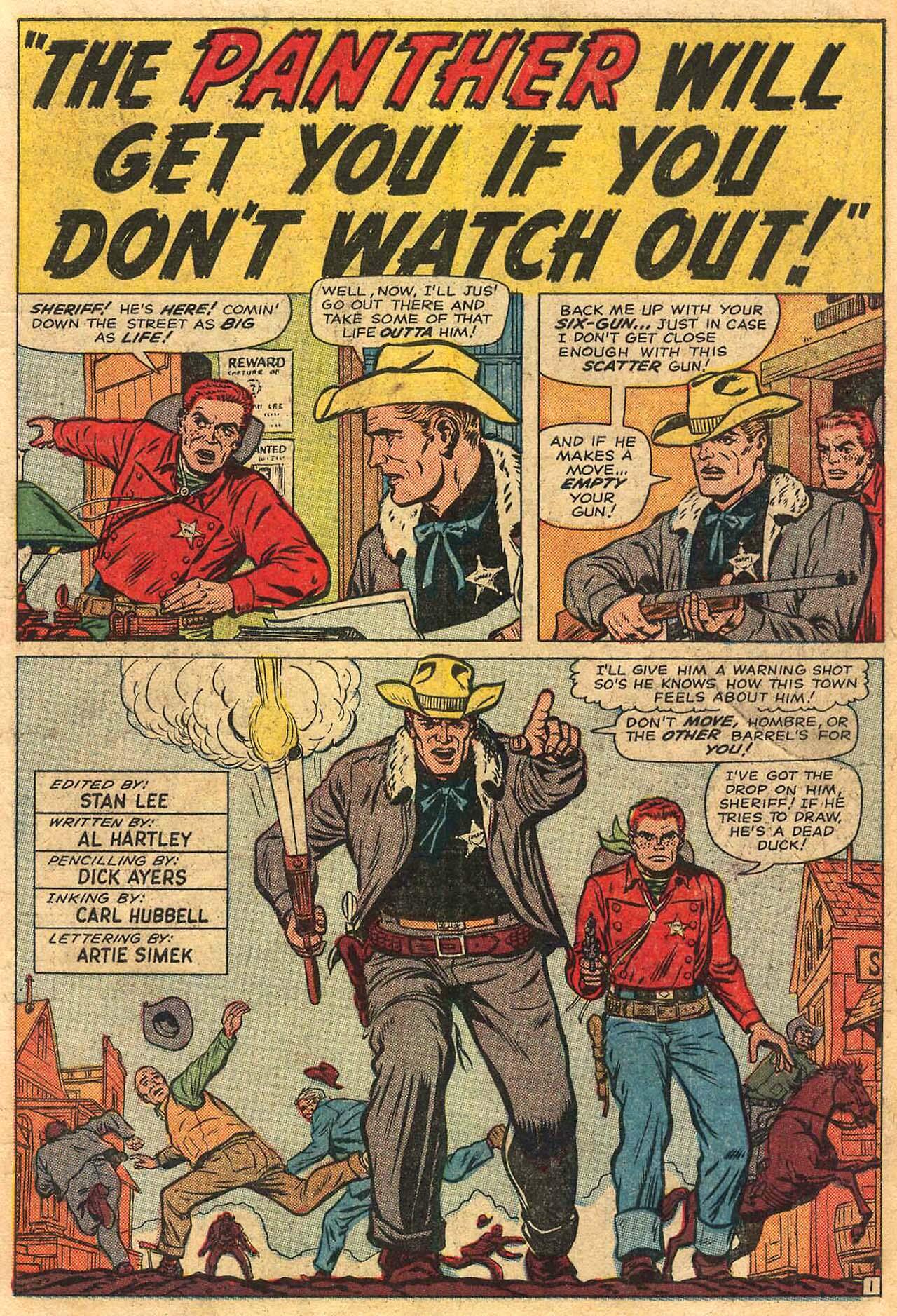 Read online Two-Gun Kid comic -  Issue #77 - 3