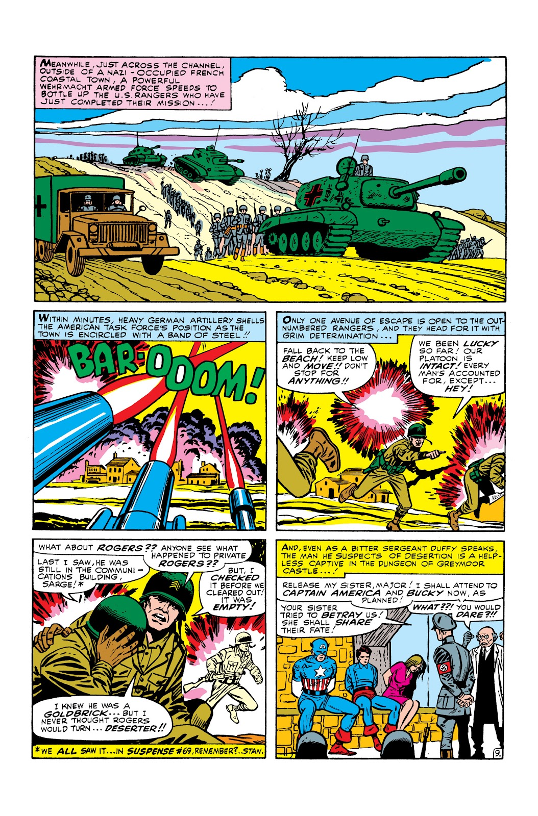 Tales of Suspense (1959) issue 70 - Page 22
