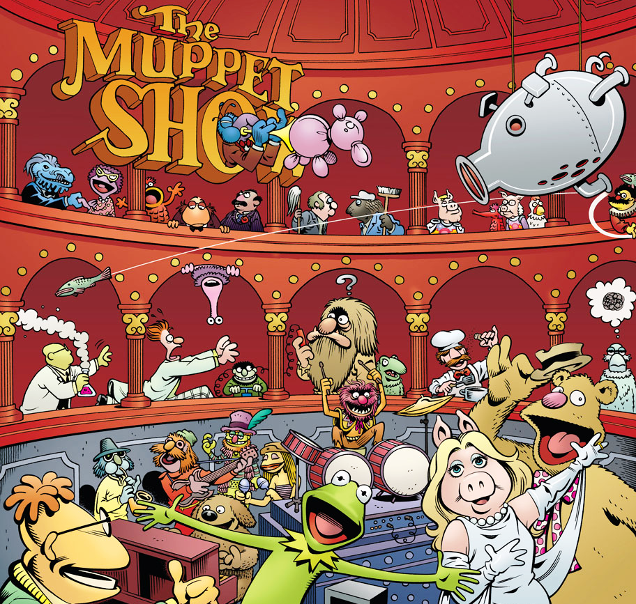 The Muppet Show: The Comic Book #11 Page 1