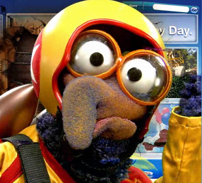 Quotes On The Muppets As Adult Oriented Characters: Gonzo Muppet Quotes. QuotesGram
