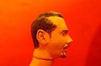 orme magiche testa viso bishoonen statuette sculture caricature fatte a mano scolpite modellate ritratti