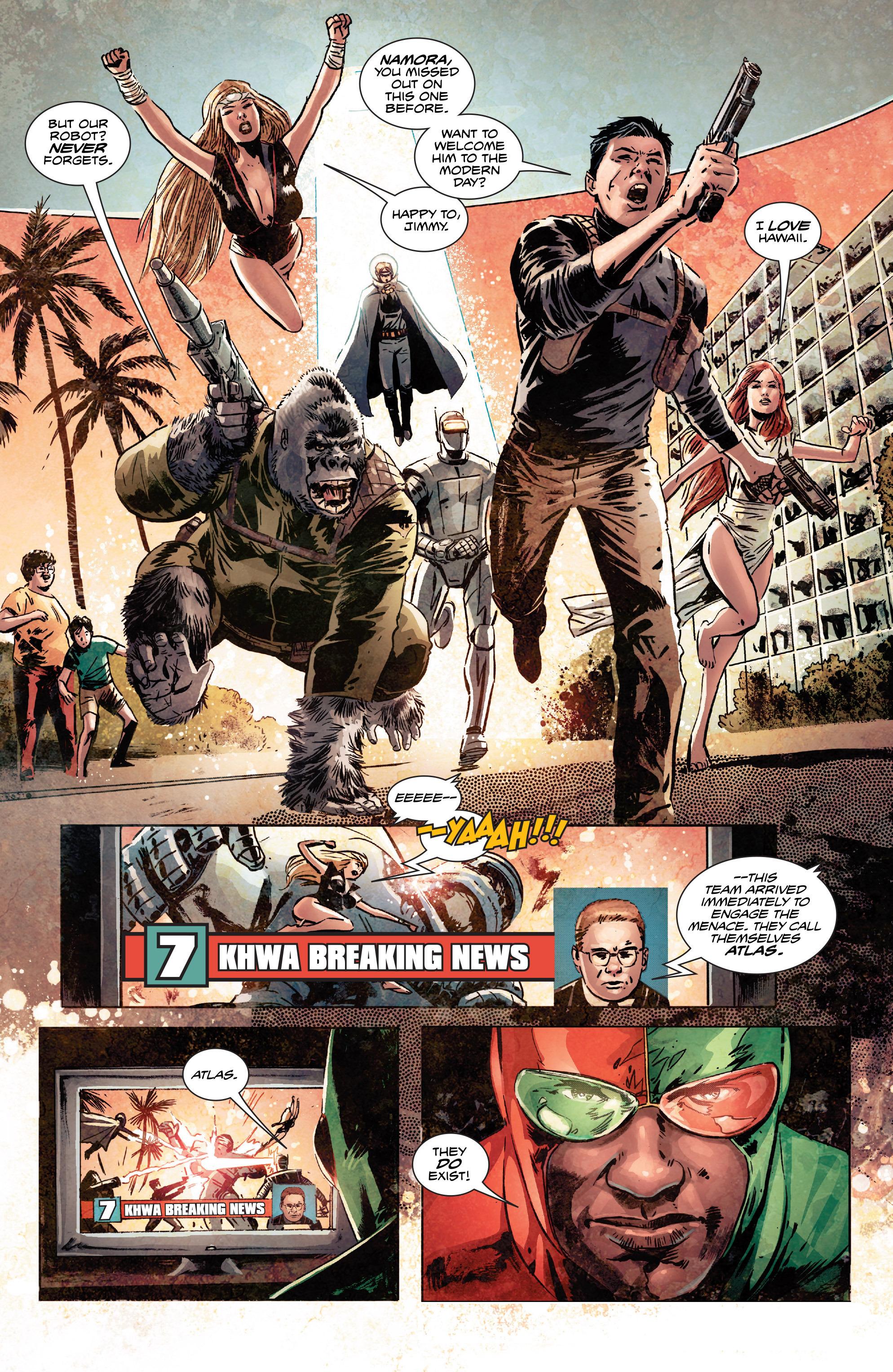 Read online Atlas comic -  Issue #Atlas _TPB - 50