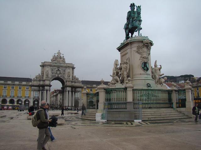 Estatua D. José I