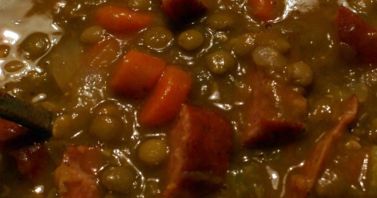 Green Lentil Soup Food Network