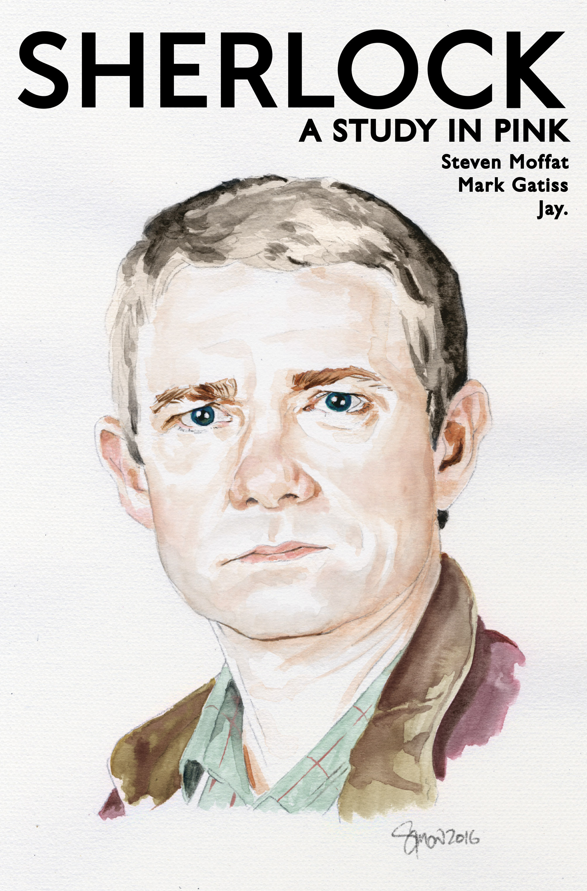 Read online Sherlock: A Study In Pink comic -  Issue #4 - 3