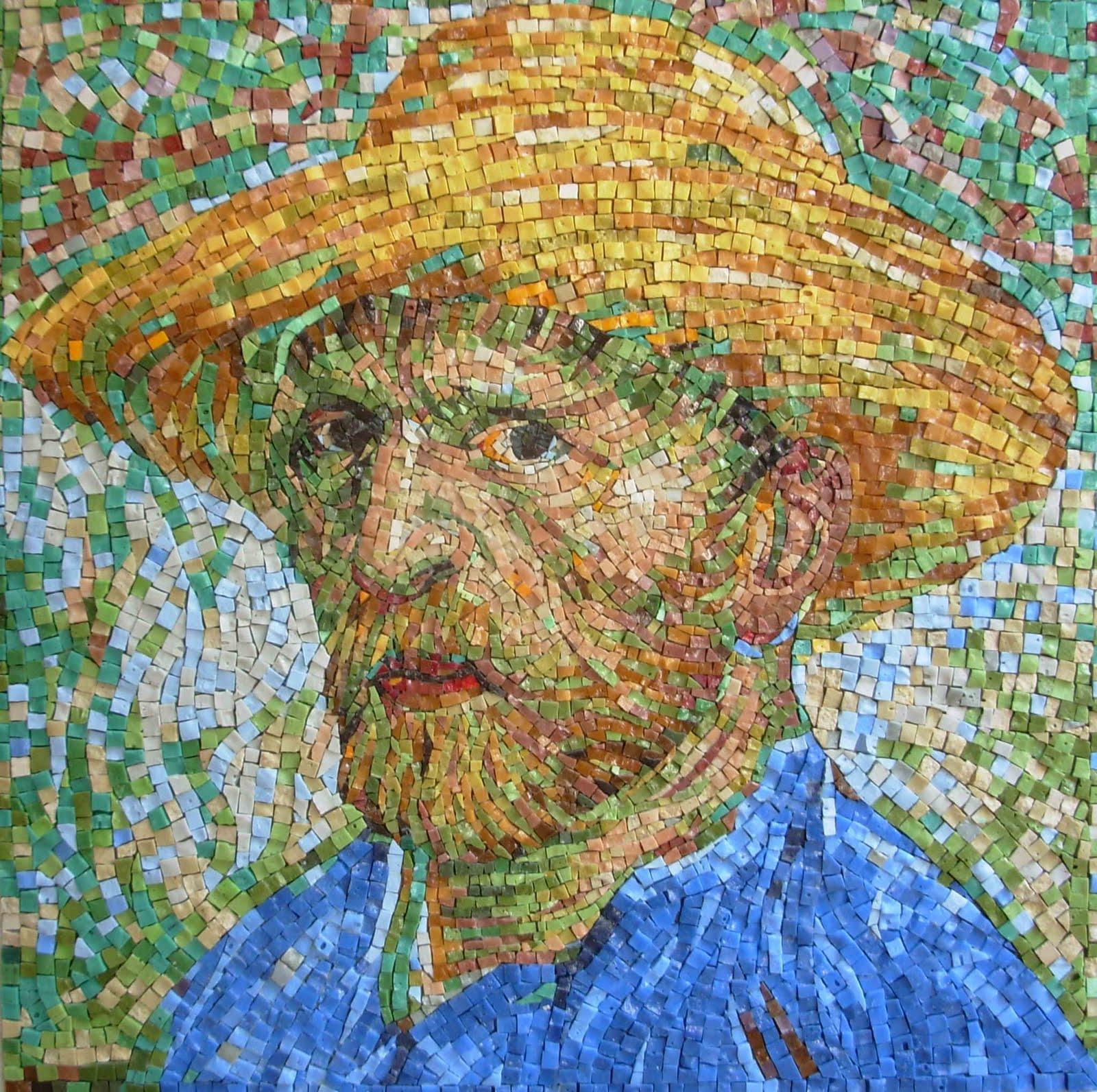MOSAIC: Συγχρονα Ψηφιδωτα-Modern Mosaics