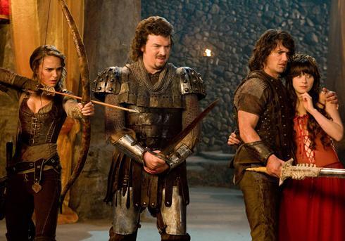 Your Highness Natalie Portman, Danny McBride, James Franco ...