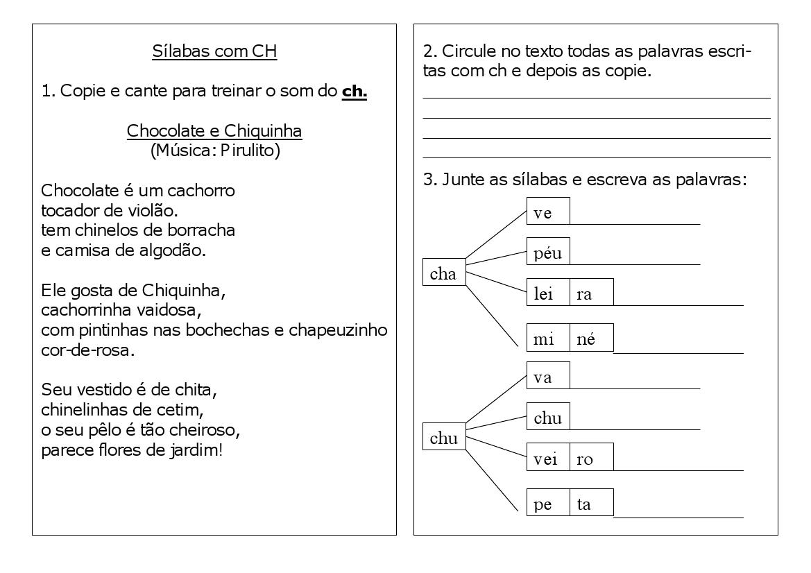 Dificuldade de aprendizagem da leitura e escrita durante a alfabetizaçao 10