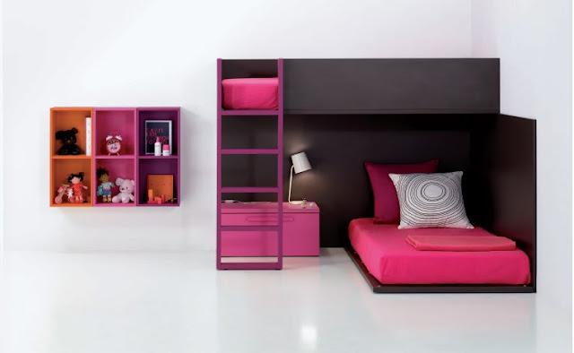Dormitorios infantiles minimalistas recamaras minimalistas for Mueblerias de maldonado