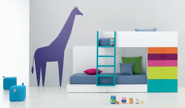 dormitorios infantiles recamaras para ninos via