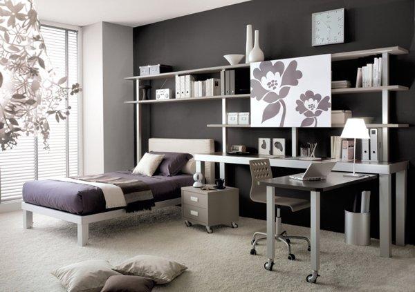 Habitaciones juveniles dormitorios juveniles - Decoracion de habitaciones de adultos ...