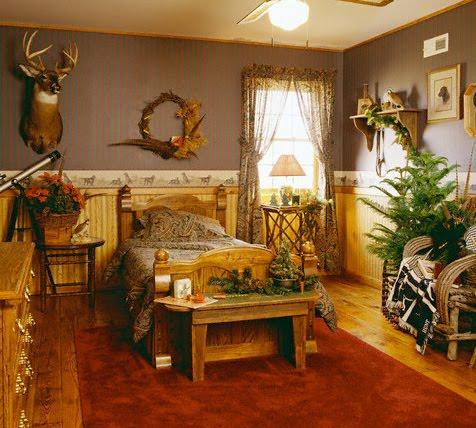 Decoracion de dormitorios en navidad for Decoracion de alcobas