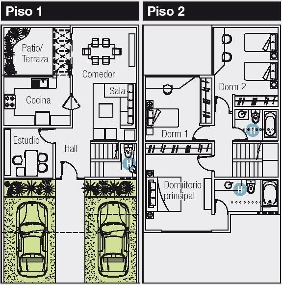 planos de casas gratis y en venta plano de m para casa de x metros