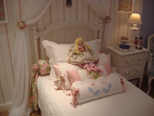 Dormitorios princesitas for Dormitorios infantiles nina princesas