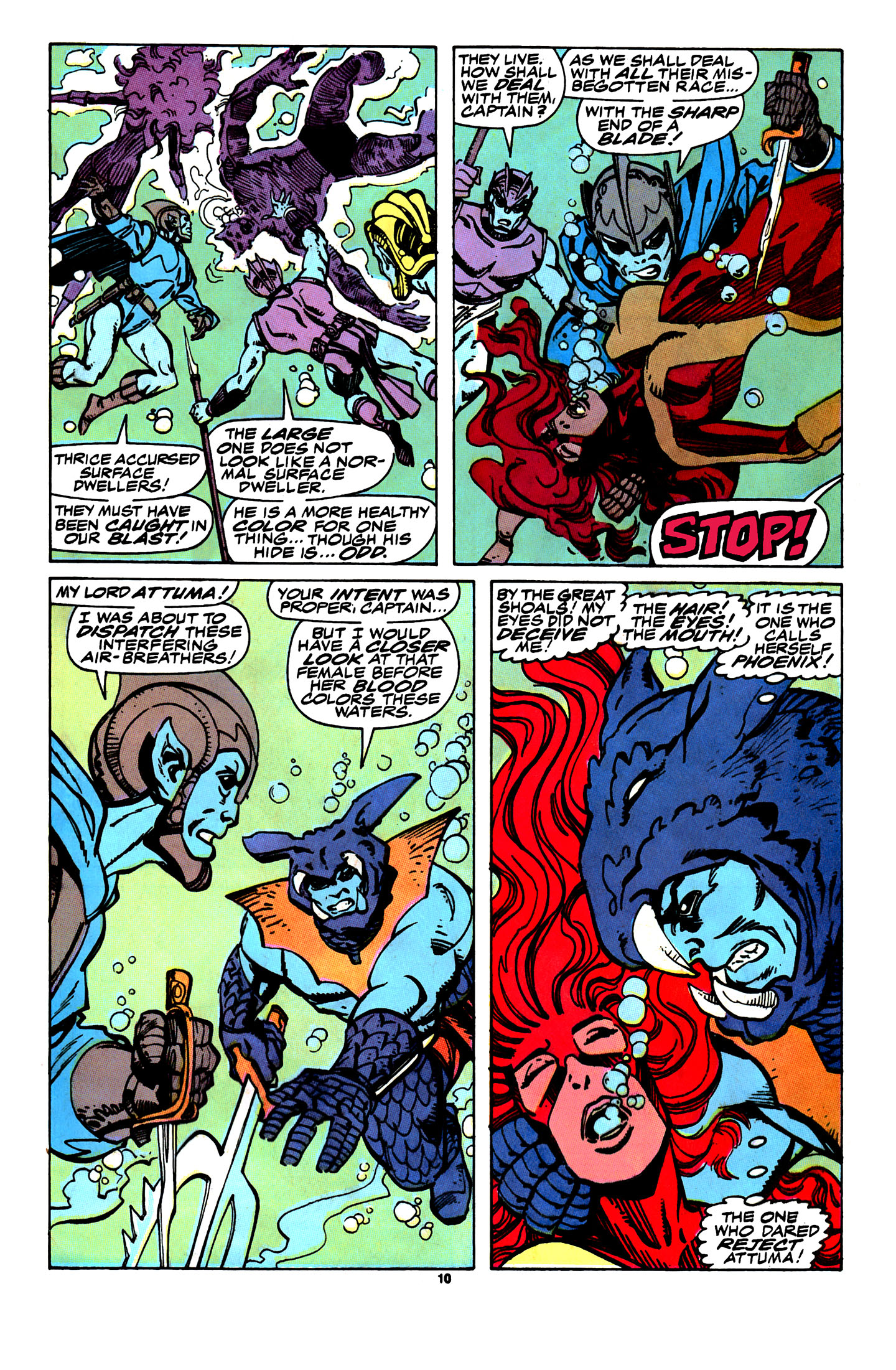 Read online X-Factor (1986) comic -  Issue # _ Annual 4 - 10