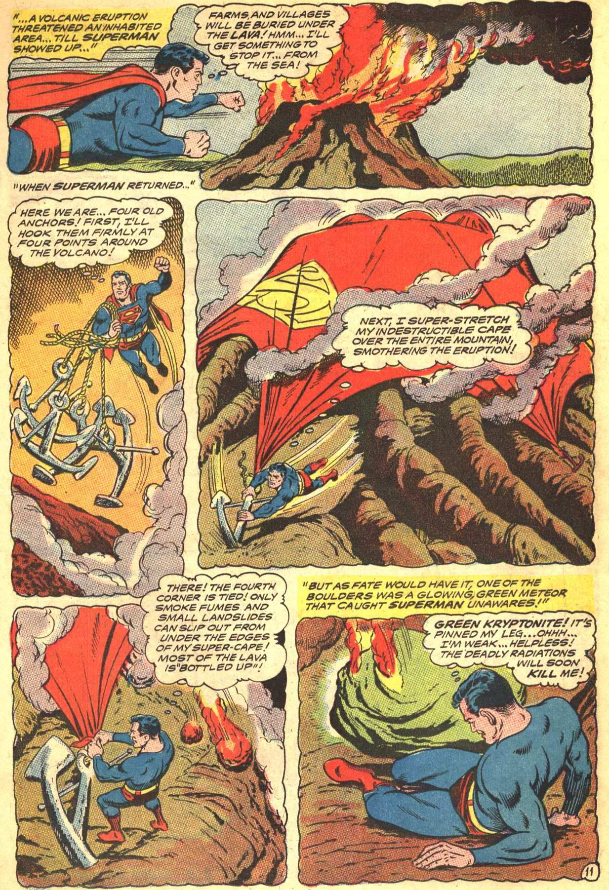Read online Action Comics (1938) comic -  Issue #367 - 15