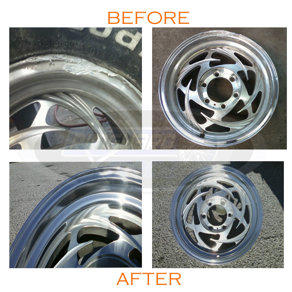 Alloy Mobile Wheel Rim Repair Rimguard Xtreme Inc Rimguard