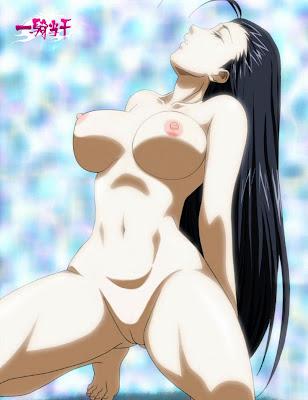 Ikki tousen girls naked