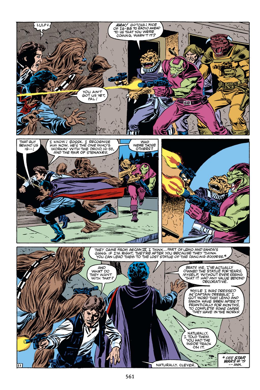 Read online Star Wars Omnibus comic -  Issue # Vol. 18.5 - 274