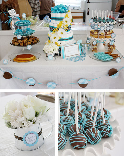 Sweetly Sweet: Sweetly Sweet Customers {Boy Baby Shower ...