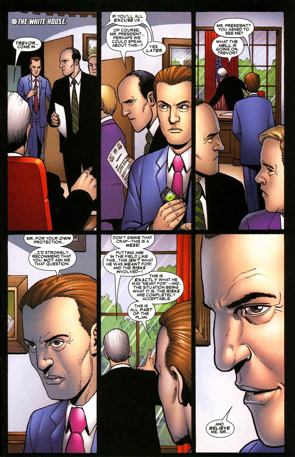 Read online Wolverine: Origins comic -  Issue #3 - 22