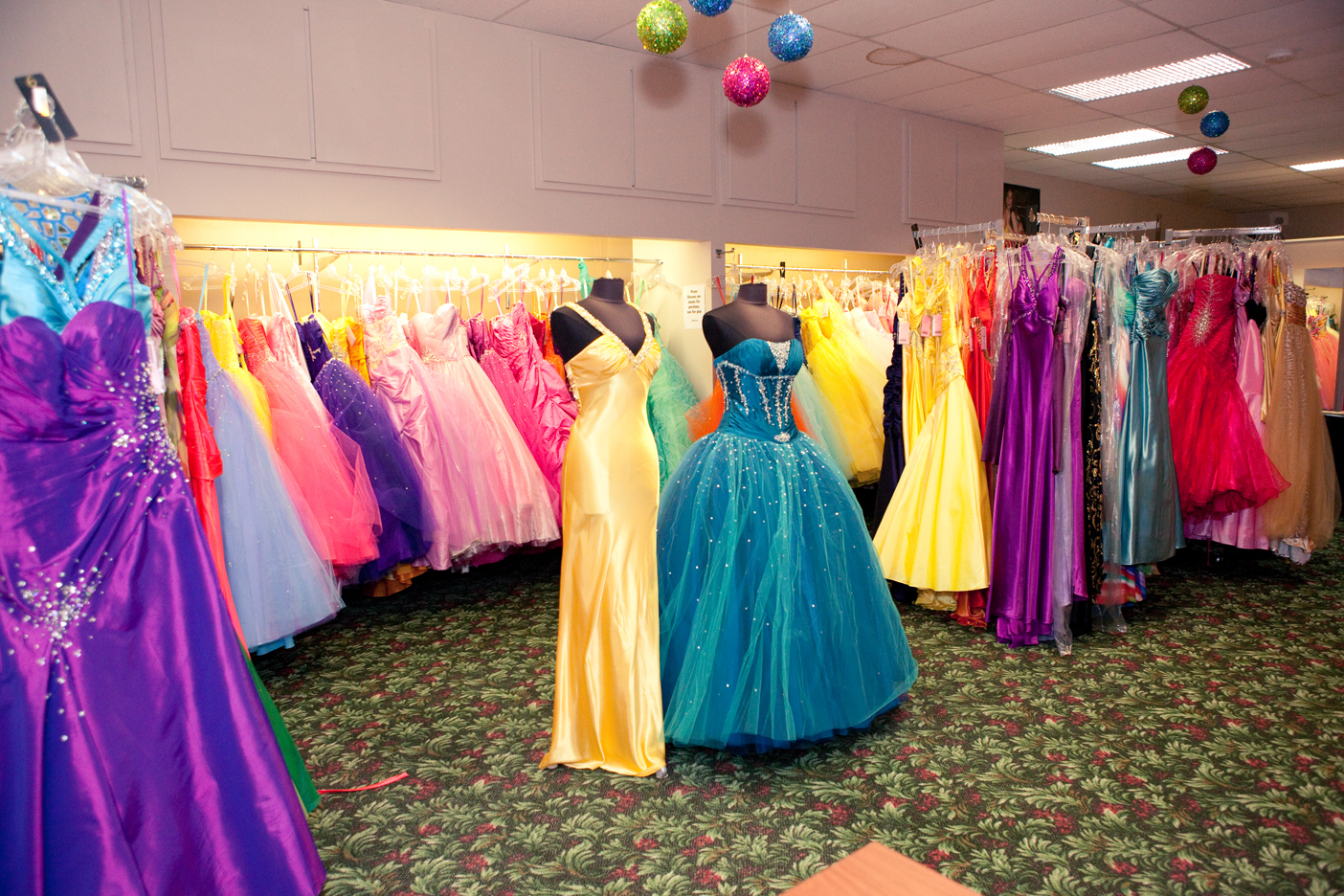 2fc1ad0efd We all had so much fun at Danika s Private Prom Shopping Party! Danika and  her friends from Living Word High School had a blast shopping after hours  while ...