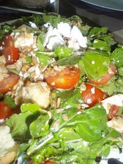 Σαλάτα χαμένη στη μετάφραση Salad lost in translation