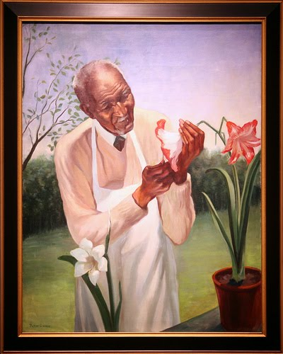 the life and works of george washington carver What were george washington carver's as mythic as that of george washington carver, a man whose life as a laboratory work -- for most of his life.