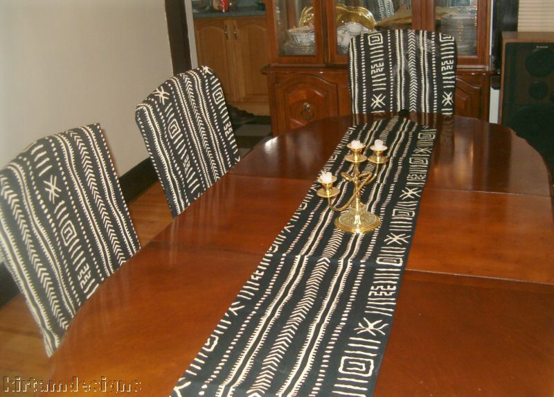 Afrocentric Interiors Dining Table Accents
