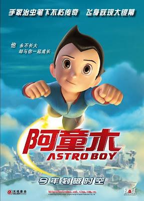 Astroboy international poster