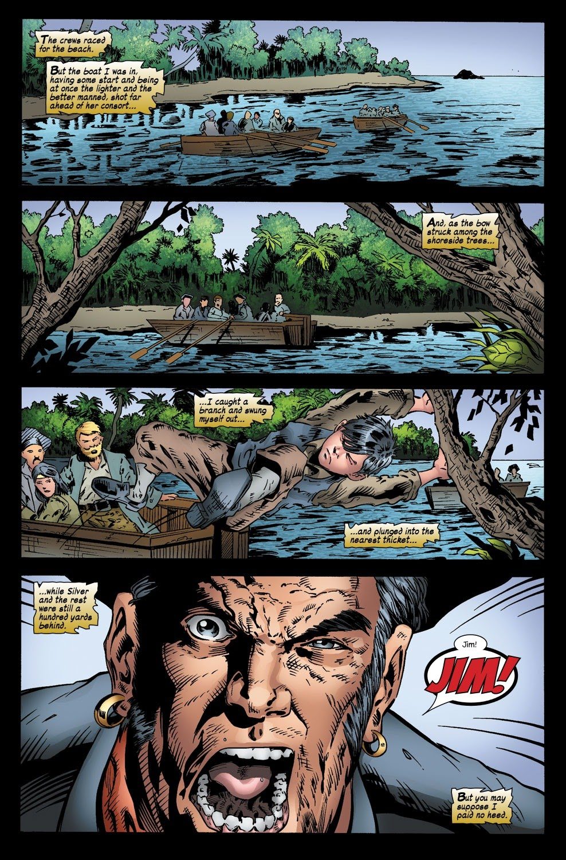 Read online Treasure Island comic -  Issue #3 - 6