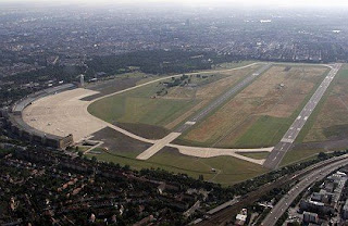Germania Speer Tempelhof