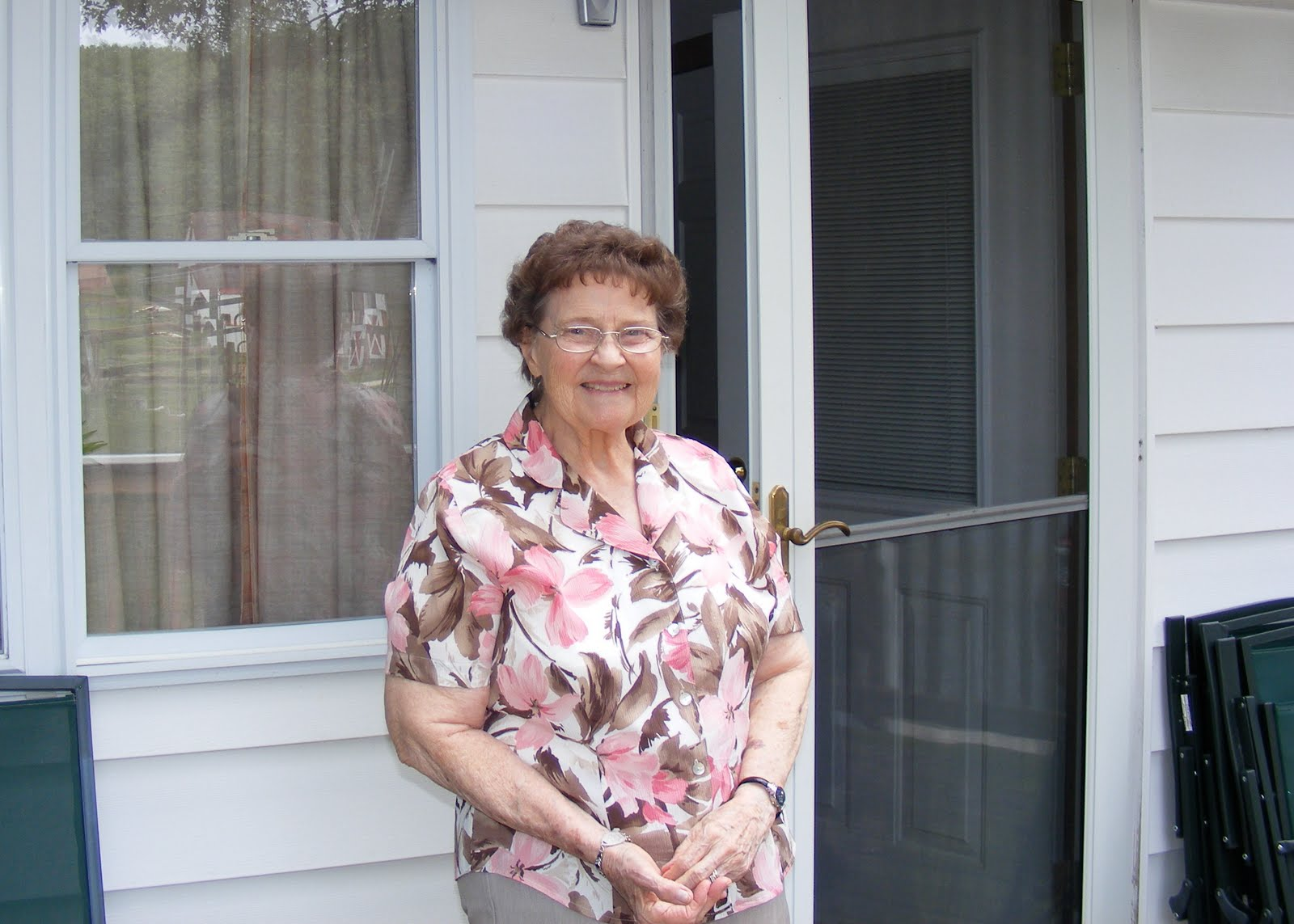 Great Grandma Betty