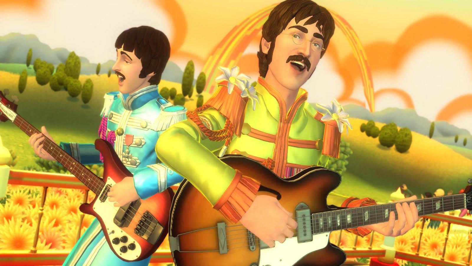 The Beatles Wallpaper Sgt Pepper Simple Pics