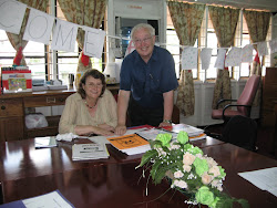Stephen and Mary @ Guyana Blog