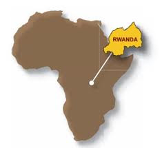Where is Rwanda?