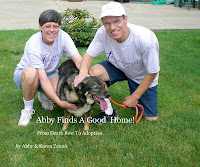 Order Abby's Book--Profits will be donated to Canine Lifeline, Inc.