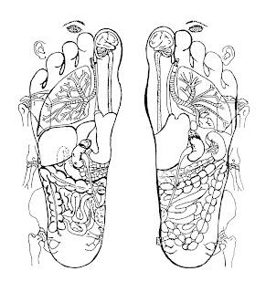 Ananda-reflexoterapia podal: Definición